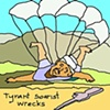 tyrant soarist wrecks