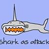 shark as attack