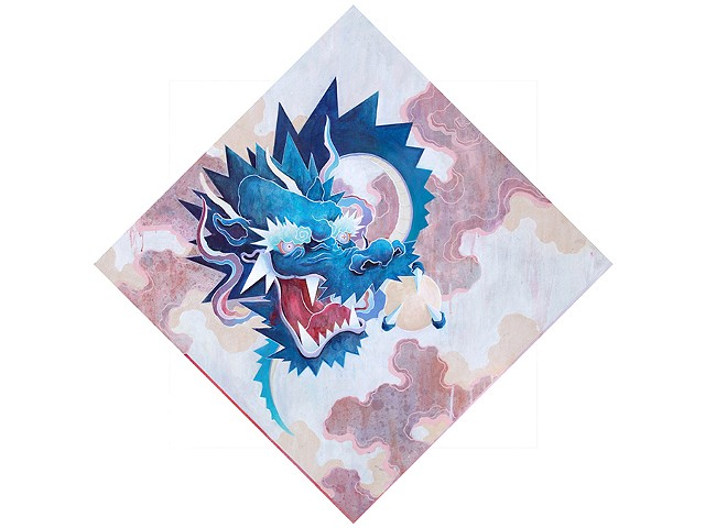 """ seiryu : blue dragon """