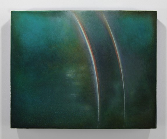 Untitled (Small Nocturnal Rainbow)