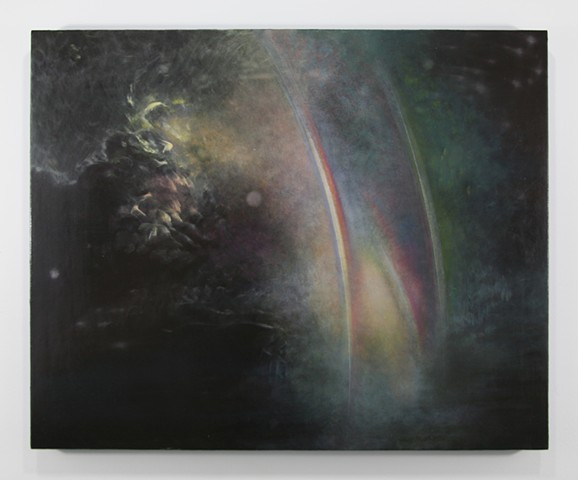 Untitled (Nocturnal Rainbow)