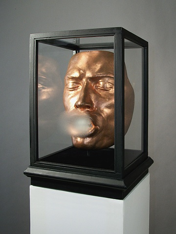 Benjamin Kress Untitled (J.R.) sculpture