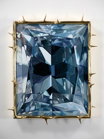 Benjamin Kress Diamond painting