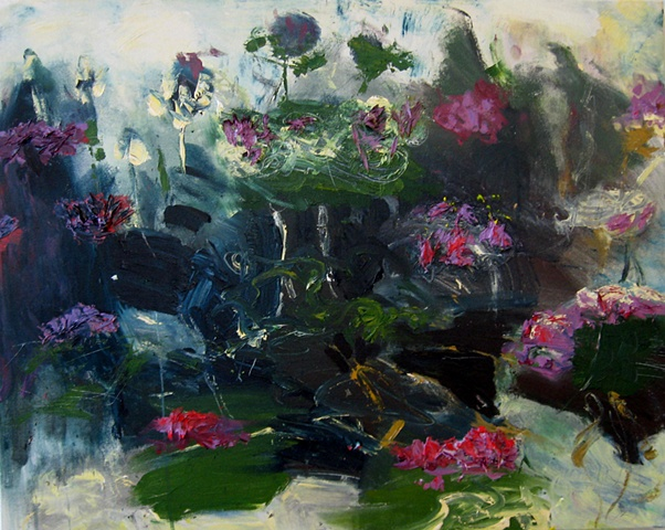 Monet, Impressionism, Floral Painting