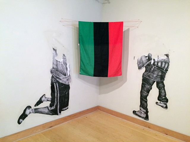 O.G. Bobby Johnson and David Hammons go to Charlottesville