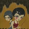 Lea & Michelle (sold)