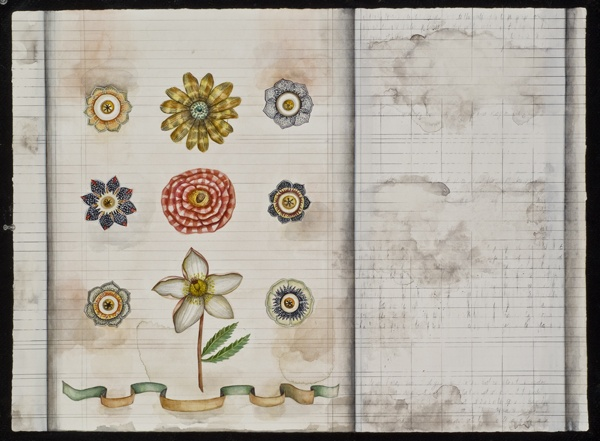 Botanical Notebook Page #26