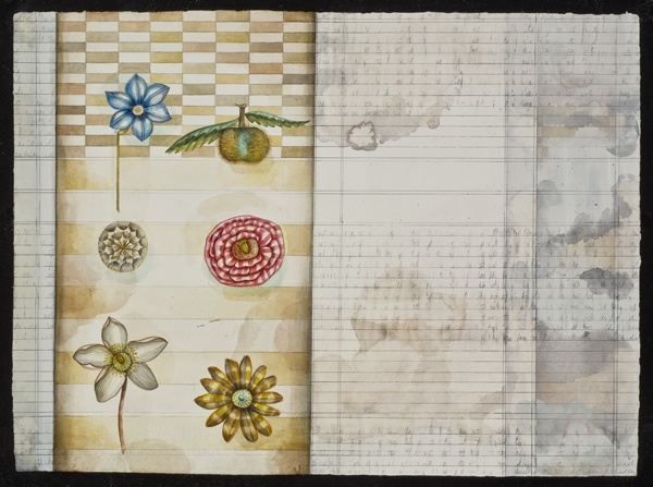 Botanical Notebook Page #25
