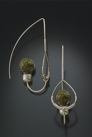 Kinetic Earrings #1