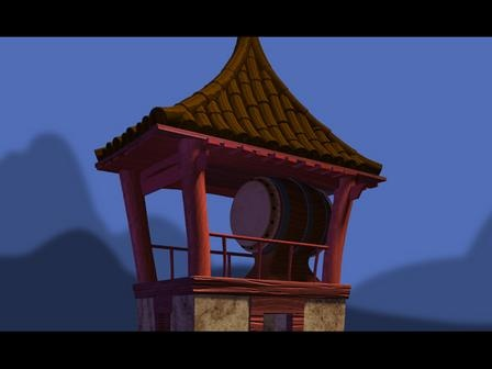 Set from Mulan