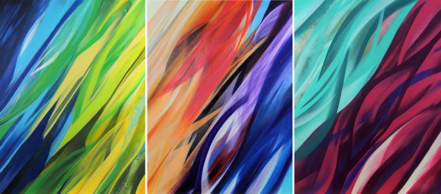 Color Triptych