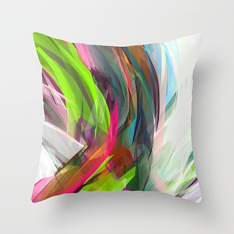 Summer Wave Pillow