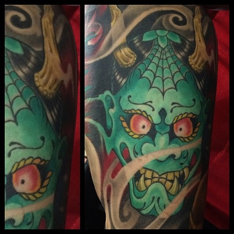 Day of the Dead Hannya