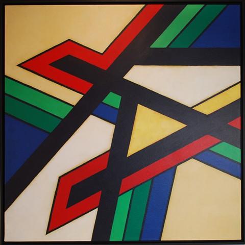 Geometric variation #2541
