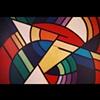 """Acrylic on Canvas, #1248, 36x48"""""""