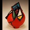 Acrylic on Clay #1997