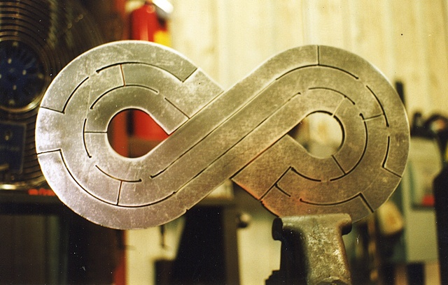 Pattern for Split Infinity 1995