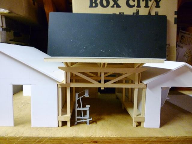 Roof framing study