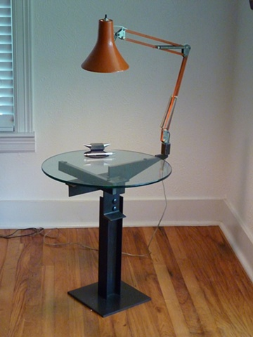 Reader's side table