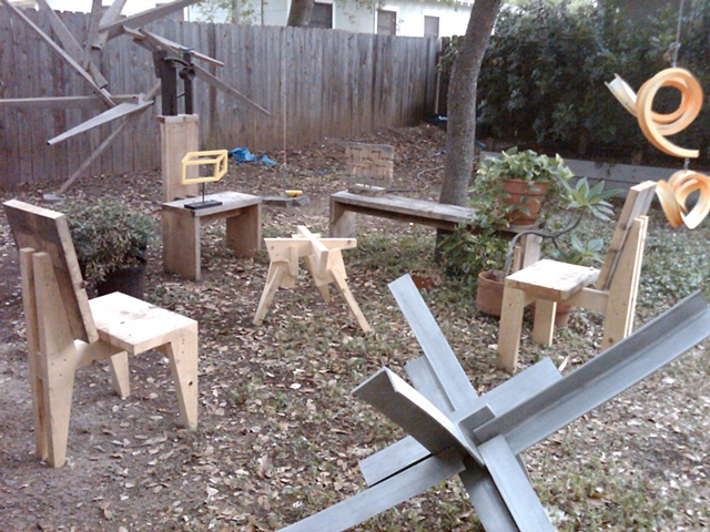 Garden furniture-  Prototypes