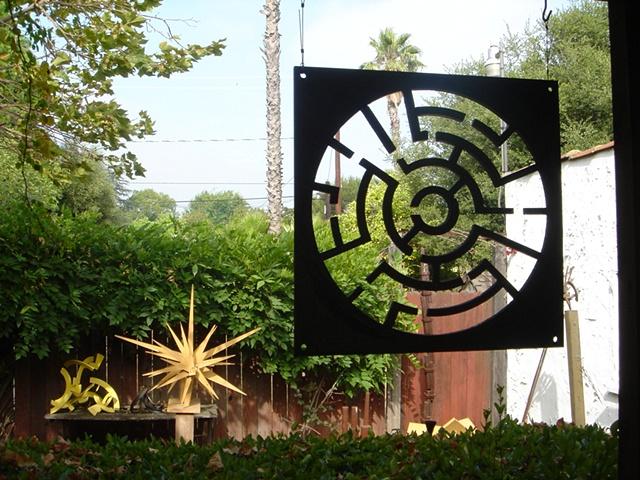 Maze / Mandala Grill
