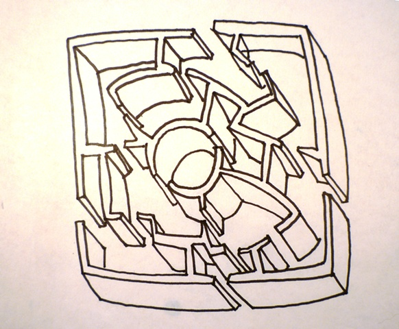 Maze study