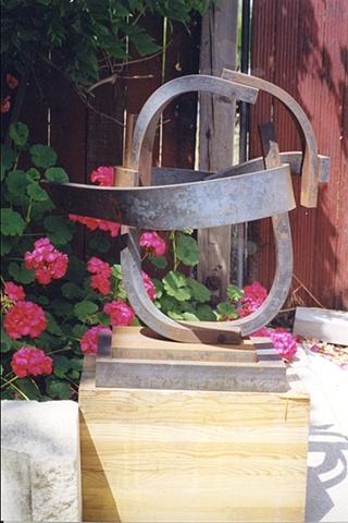 Untitled (Wind vessel)