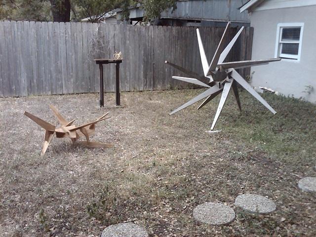 2 wood studies + Portal study (Mid 90's)