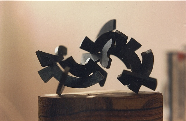 Untitled (study for Tango)