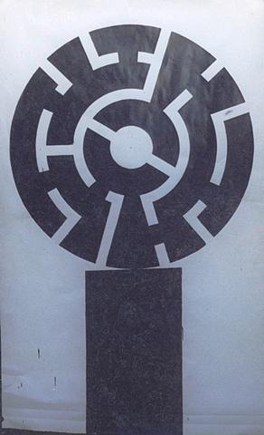 Maze/Mandala study