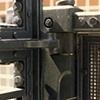 Merrill Place Gates Seattle WA Garrett Metals