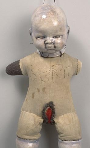 """""""Spirit"""" (Detail)"""