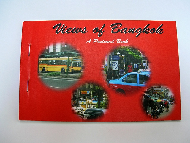 Postcards of Thailand - Front Cover