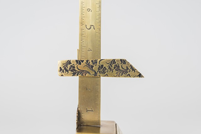 Height Gauge, Brass