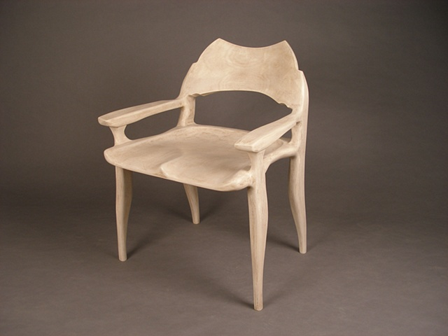 Bone Chair, 2008
