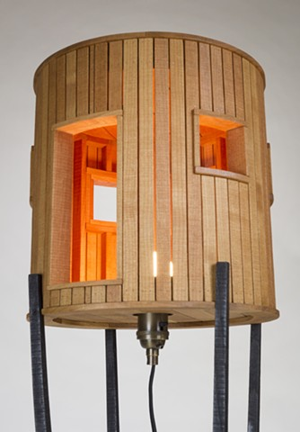 Roundhouse Lamp
