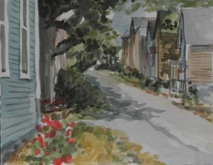 Charlotte Lane, Shelburne, Nova Scotia