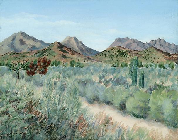 Tuscon (Mts), AZ