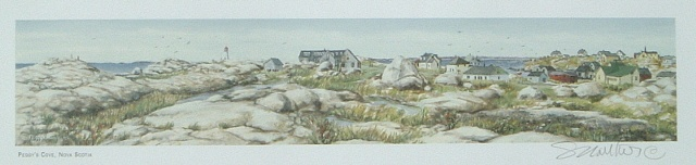Peggy's Cove Pan
