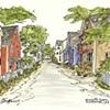 Charlotte Lane, Shelburne, N.S.