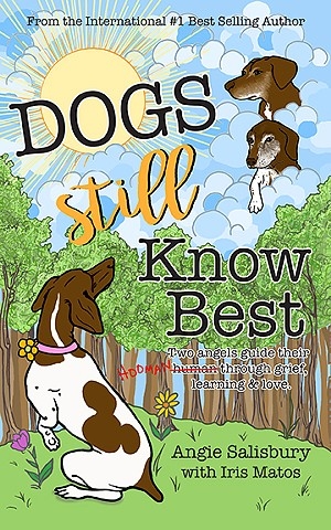 Dogs Still Know Best • Book Cover
