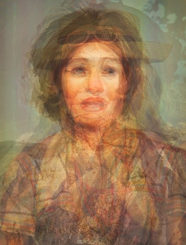 Cindy Sherman Portrait