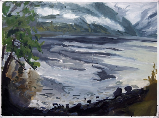 Study for Rainy Lake