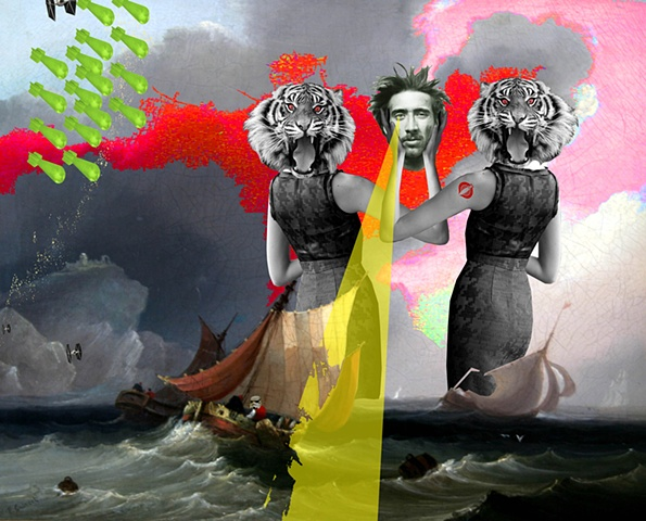 Thinkitem Adriean Koleric Digital Collage
