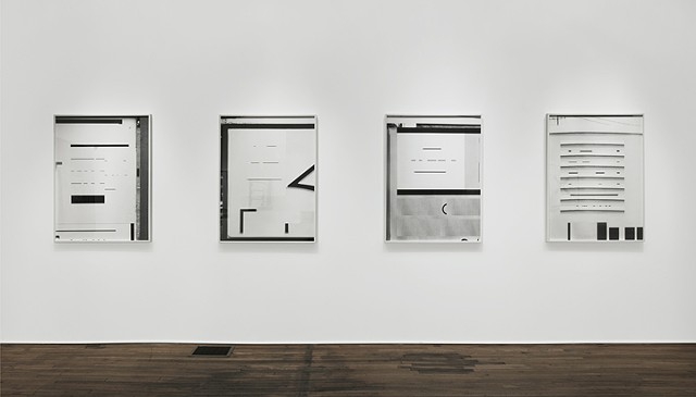 Installation View: Exercise N/or Exorcise William Busta Gallery, Cleveland, OH