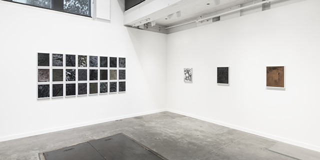 Installation View: Stagger When Seeing Visions