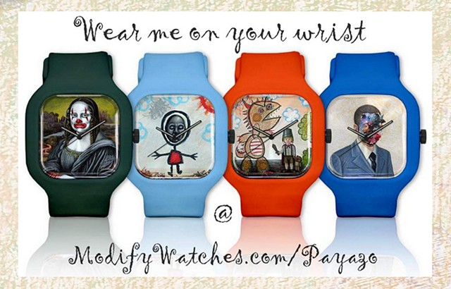 MODIFY WATCHES