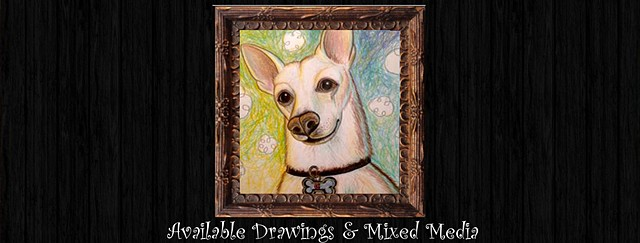 Available Drawings & Mixed Media