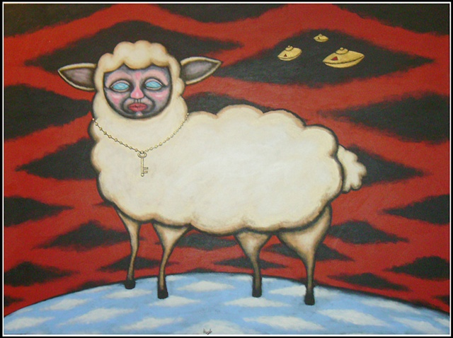Hope Sheep