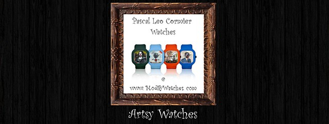 Artsy Watches
